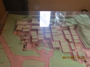 A model of the Nicropolis