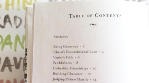 Table of Contents AJAD