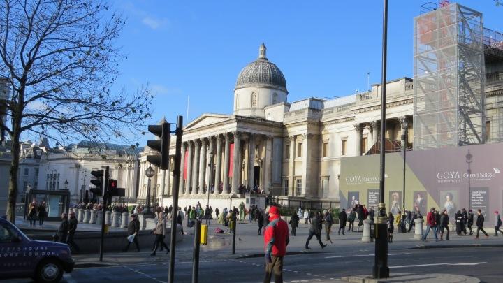 Saturday in London: GettingStarted