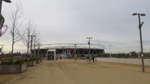 Olympic Stadium (Soon to be home to West Ham FBC)