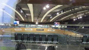 inside the bike center
