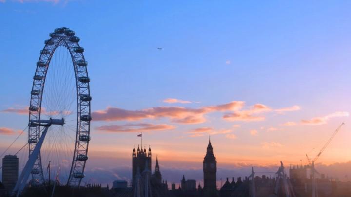 Friday in London Overcoming JetLag