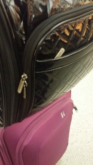 My luggage, if you were curious!