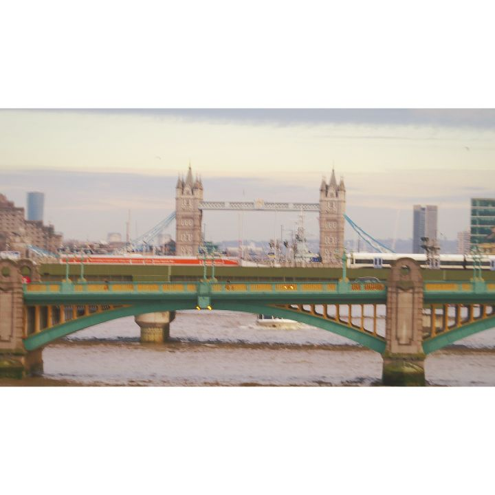 London: Sunday, Monday andTuseday