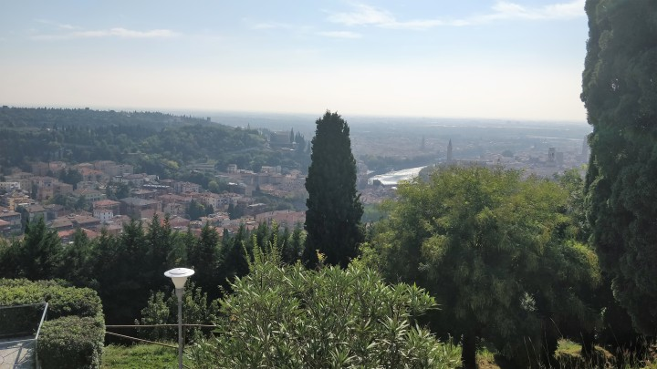 Getting to Verona + The Grande Hotel des Artes